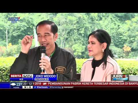 download Jokowi: Gibran dan Kaesang Belum Tertarik Politik