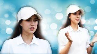 Алина Загитова играет в гольф С ней можно пойти в магазин за покупками Фигурное катание новости