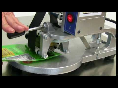 Manual Hot Stamping Printer Coder by Tritonpackaging.com