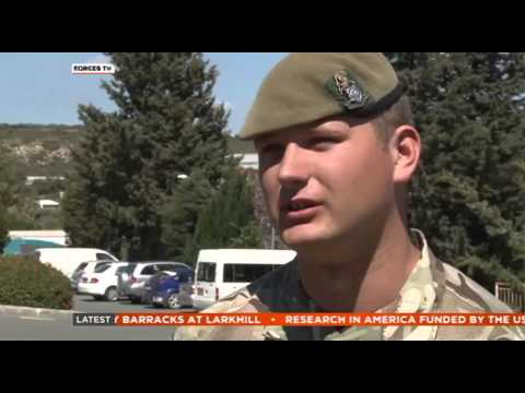 British Soldiers Praised After Cyprus Rescue - 27.04.15