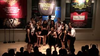 Rather Be (Clean Bandit ft. Jess Glynne) - JHU Vocal Chords, Spring 2015