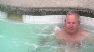 Take A Moment at Scandinave Spa   #OnlyInWhistler