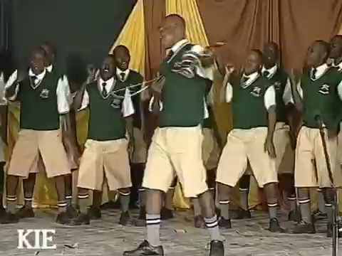 LUO TRADITIONAL SONG BY ST.JOSEPH'S RAPOGI  - NYANZA