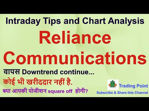 Reliance Communication Share Latest News. RCOM Share Intraday Tips And Chart Analysis.