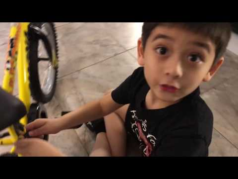 My First Official Bike!!! [Official Unboxing Toy Review] Princeton Jou☻ Brand New 2018