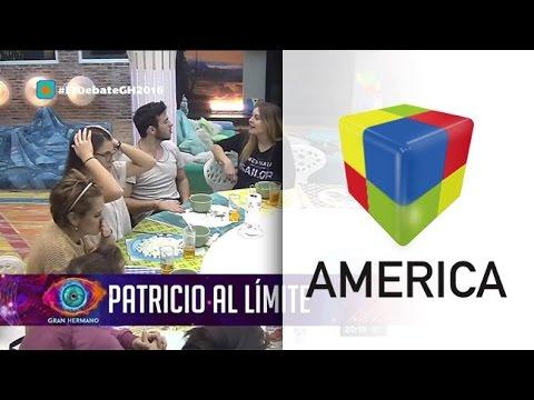 Patricio, Yasmila y un juego de manos al límite