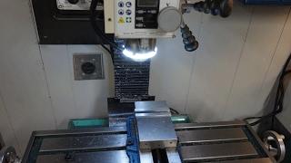 $8 Milling Machine / Drill Press Light