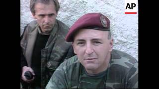 BOSNIA/CROATIA: WARLORD ARKAN - PROFILE (2)