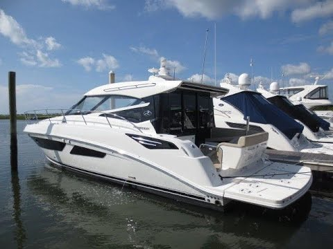2015 Sea Ray 470 Sundancer Yacht For Sale at MarineMax Wrightsville ...