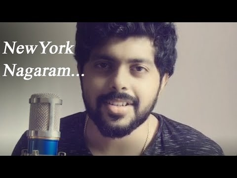 Newyork Nagaram | Cover by Patrick Michael | Tamil unplugged | Tamil cover