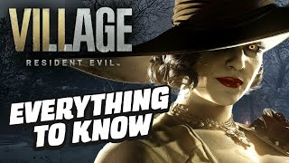 Resident Evil Village: Everything You Need to Know