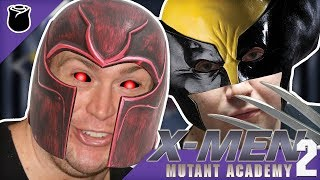 X-Men Mutant Academy 2: Some old games should stay buried