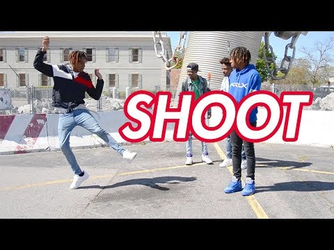 Danny Famous - Shoot (Official NRG Video)