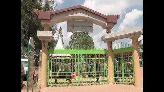 Video President Uhuru Kenyatta launches newly refurbished Jumuia Friends Hospital download MP3, 3GP, MP4, WEBM, AVI, FLV September 2018