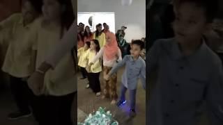 MashUp Dance @ koko's wedding
