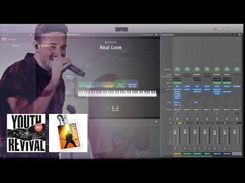 Free MainStage Patch: Real Love – Music and Ministry