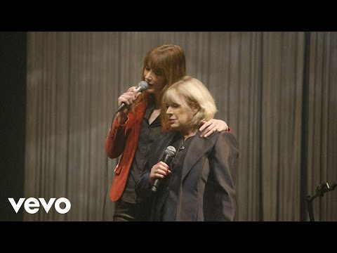 Carla Bruni, Marianne Faithfull - All the Best (à l'Olympia avec Marianne Faithfull)