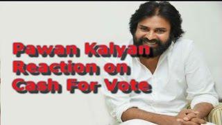 Pavan Kalyan Reaction on Cash For Vote Part 1