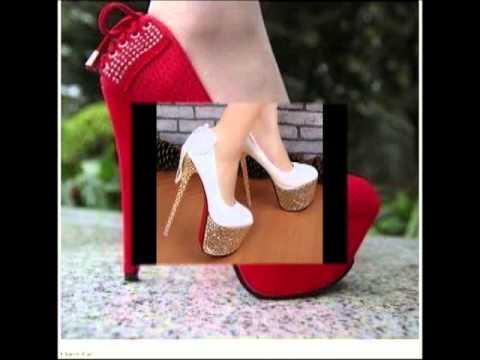 Top 10 high heels 2014 - YouTube