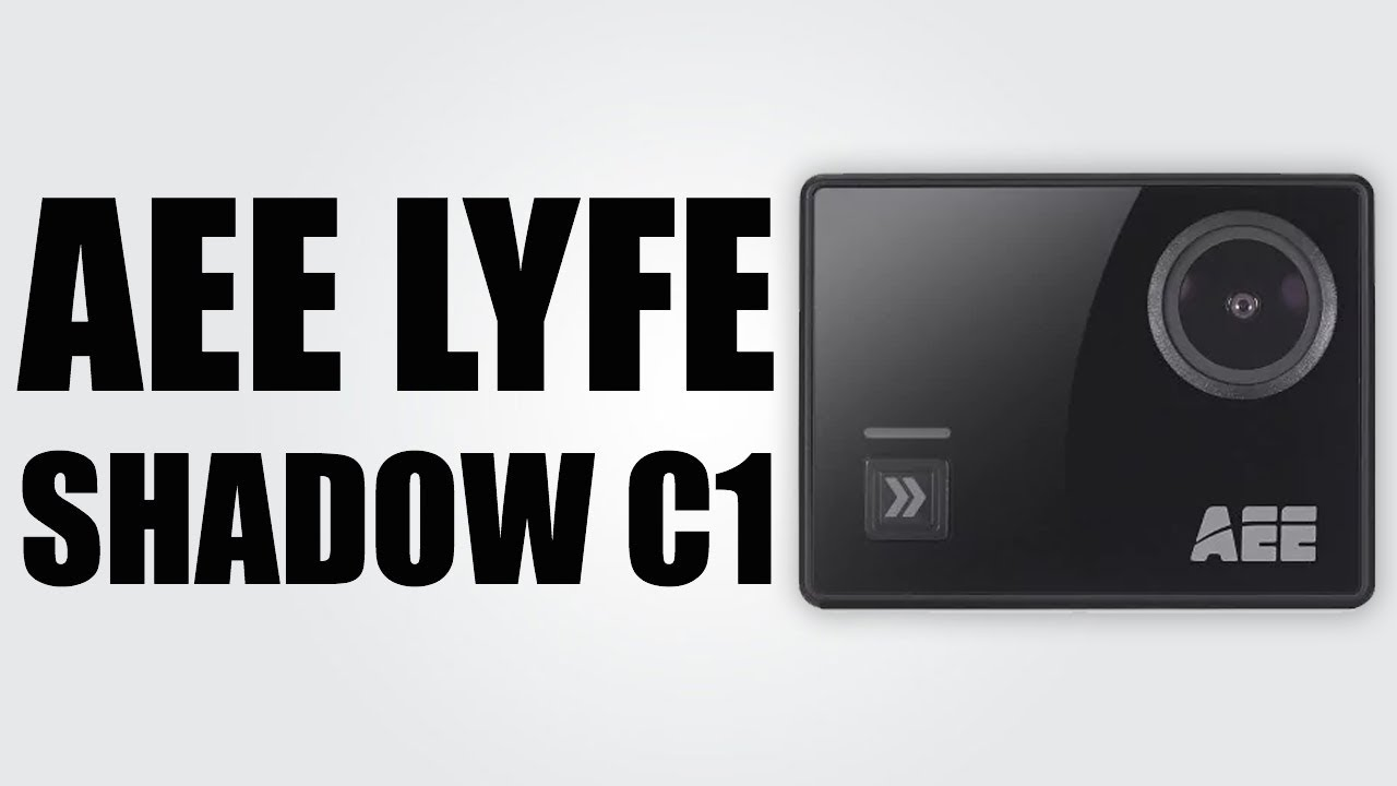 AEE Lyfe Shadow C1 introducción