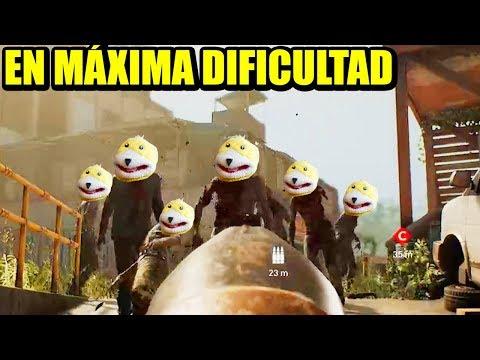 JUGANDO EN MÁXIMA DIFICULTAD (OVERKILL) - OVERKILL´S THE WALKING DEAD | Gameplay Español thumbnail