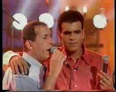Eyal Golan & Avihu Medina in a great medley