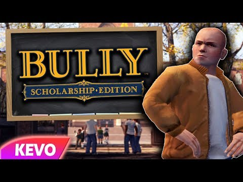 Bully: Scholarship Edition but I