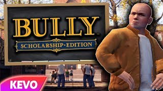Bully: Scholarship Edition but I'm the one getting bullied
