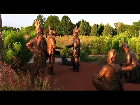 The Otoe's Meet Lewis And Clark