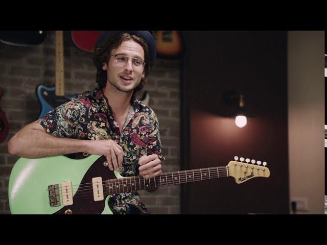 Meet The Stinger - Macmull Custom Guitars