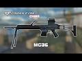 CF China MG36 showcase by svanced