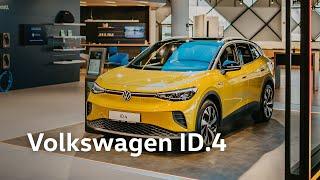 Volkswagen ID.4 v ID. Hub Slovenija | Porsche Inter Auto