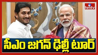 CM Jagan To Meet Amit Shah in Delhi | Temple Attack Allegations | AP Polites | hmtv News