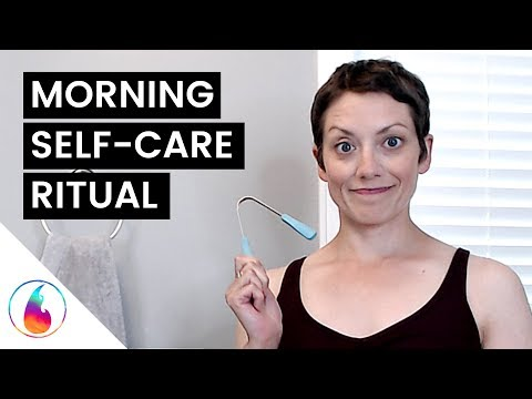 AYURVEDA INSPIRED MORNING RITUAL ||  BEGIN YOUR DAY WITH SELF-CARE