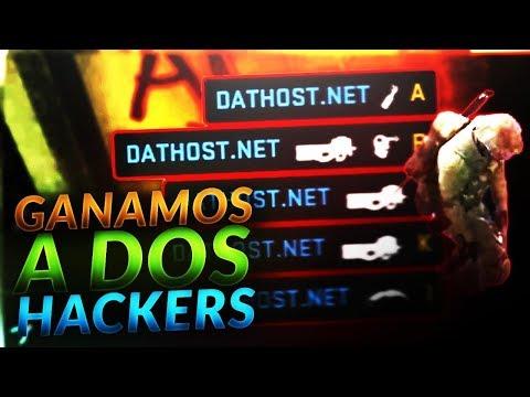 GANAMOS A DOS HACKERS CON AIMHACK Y WALLHACK EN GLOBAL