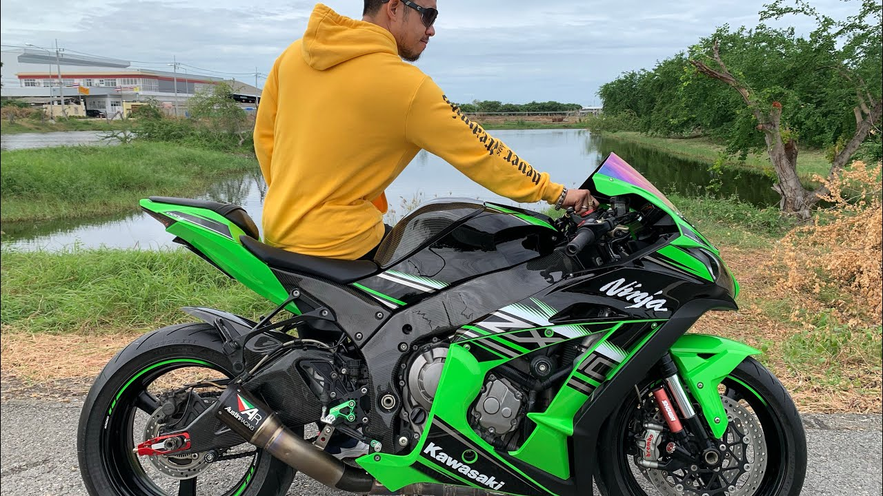 ขายเอาดัง Kawasaki Zx10R 2016