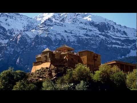 Az Atlasz hegység  - arab, berber zenével