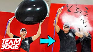 Don't Have the Giant Balloon When it POPS!! | Balloon Hot Potato!
