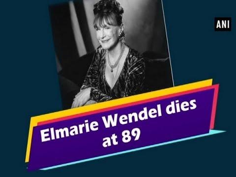 Elmarie Wendel dies at 89  Hollywood