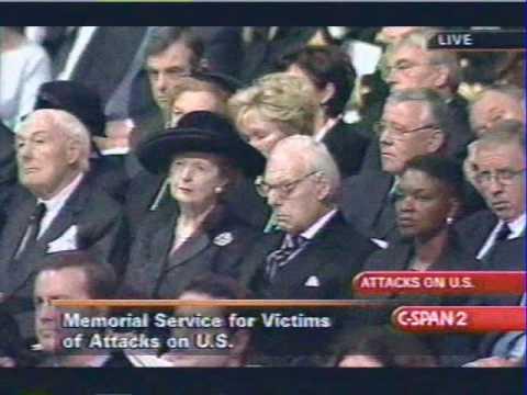 Battle Hymn of the Republic - London 2001