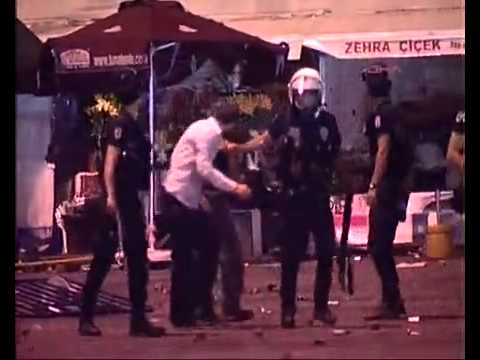 Gezi Parkı Eyleminde Polis Şiddeti