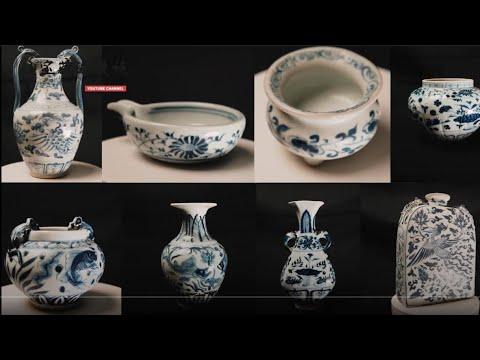 海宝藏瓷漫談 K.K Collection of Chinese Porcelain EP5 - Yuan Dynasty Blue-and-White Wares - 元青花