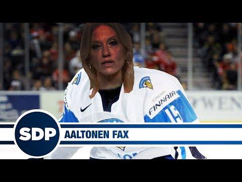 Aaltonen Fax   The Steve Dangle Podcast