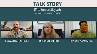 TALK STORY WITH HOUSE MAJORITY - 7/1/20