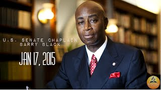 "Dr. Barry Black- ""Finding Safety in Dangerous Times"" January 17, 2015"