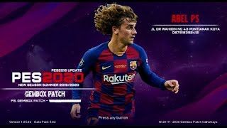 Review PES 2020 PS3 Update Last Summer 2019-2020