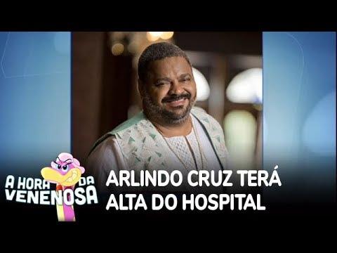 Arlindo Cruz terá alta após um ano internado