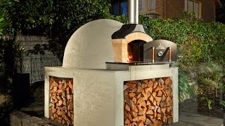 How to Build A Wood Fired Brick Oven
