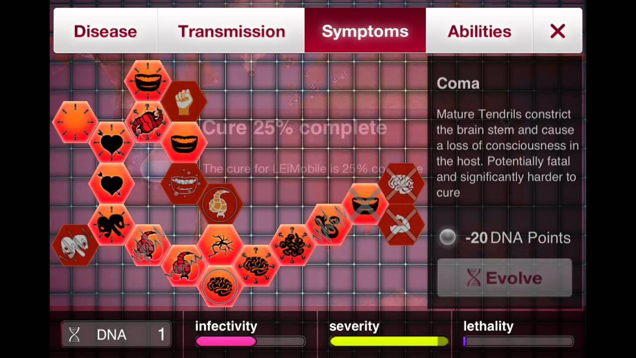 Plague Inc Virus Tipps