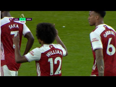 Arsenal West Brom Goals And Highlights